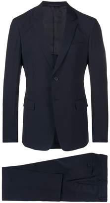 Prada slim single breasted suit