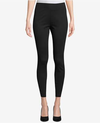 ECI Tuxedo-Stripe Skinny Pants