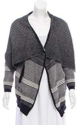 Yigal Azrouel Knit Wool Cardigan