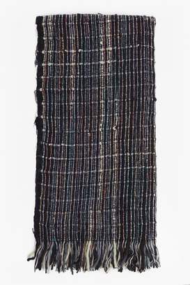 French Connection Zellar Multicolour Weave Scarf