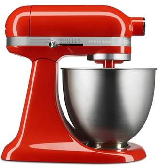 KitchenAid Artisan Mini Stand Mixer Hot Sauce
