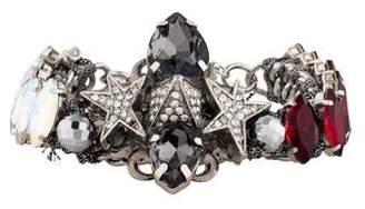 Assad Mounser Crystal Link Bracelet