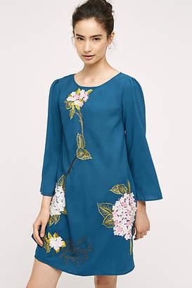 Varun Bahl Hydrangea Swing Dress