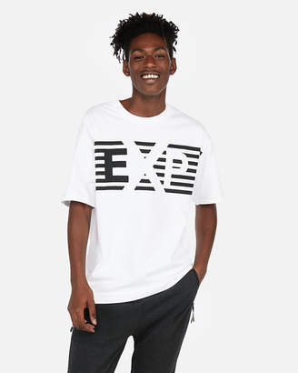 Express Heavy Weight Exp Oversized Tee
