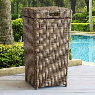Crosley Furniture Bradenton Patio Trash Can