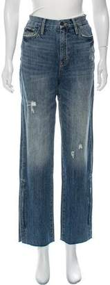 Habitual High-Rise Straight-Leg Jeans