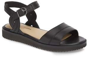 Hush Puppies R) Quarter Strap Sandal