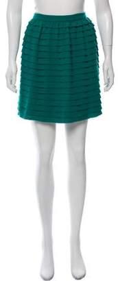 3.1 Phillip Lim Wool Mini Skirt