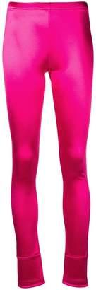 Junya Watanabe elasticated waist leggins