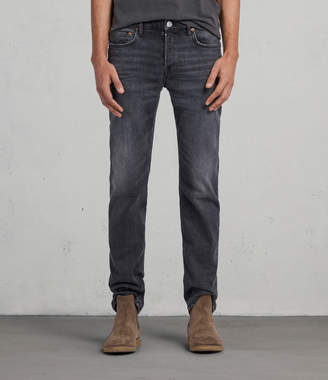 AllSaints Graine Reed Straight Jeans