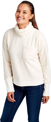 Vineyard Vines Funnel Neck Boxy Sweatshirt