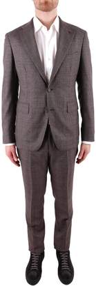 Tagliatore Virgin Wool Suit Includes Jacket And Trousers