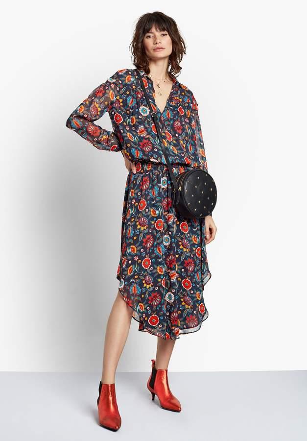 Melody Floral Dress