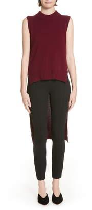 87b1e38c4ec896 Rosetta Getty High Low Wool   Cashmere Sweater