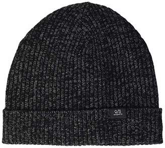 Q/S designed by Men's 47.811.92.4810 Beanie,One (Size: 1)