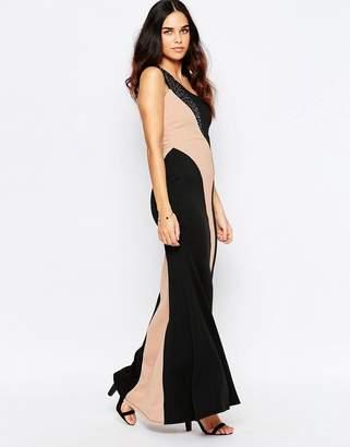 Jessica Wright Silla One Shoulder Maxi Dress $83 thestylecure.com
