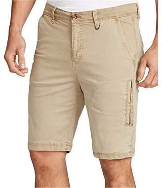 William Rast Men's Baine Flat Front Short