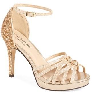 Women's Menbur 'Torenia' Evening Sandal $117 thestylecure.com