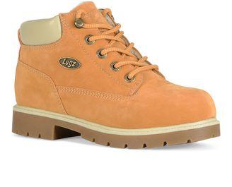Lugz Drifter Kids' Fleece Boots $45 thestylecure.com
