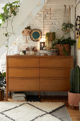 Urban Outfitters Huxley 6-Drawer Dresser