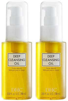 DHC Deep Cleansing Oil (S), 70 ml, Pack of 2