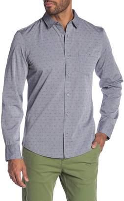 5fe0029aea7 ... WALLIN   BROS Geo Dotted Regular Fit Shirt