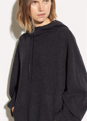 Cashmere Double Layer Hoodie