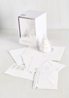 Love That Lasts for Tiers Wedding Invitation Set $119.99 thestylecure.com