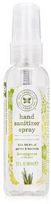 Hand Sanitizer Spray - Lemongrass $2.99 thestylecure.com