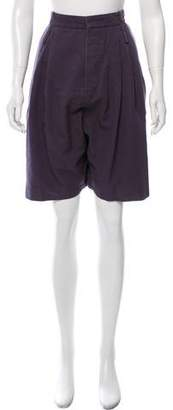 Chloé Tailored Knee-Length Shorts