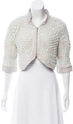 Iris Van Herpen Gene Embellished Jacket