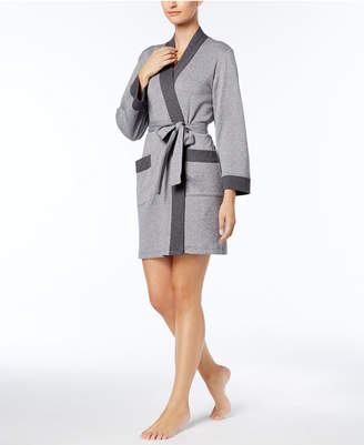 Charter Club Double Knit Robe, Created for Macy's