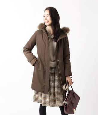 NEWYORKER women's 【秋冬新作】【寒冷地対応】高密度オックス ダウンコート