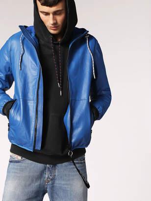 Diesel Leather jackets 0LARI - Black - L