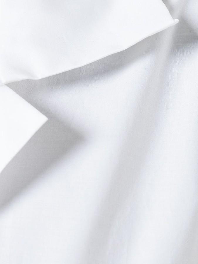 Paule Ka wide-arm shirt dress