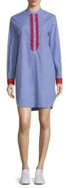 Tommy Hilfiger Gingham Shirtdress