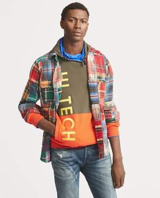 Ralph Lauren Hi Tech Knit Cotton Hoodie