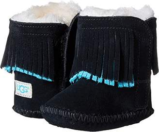 UGG Girls' I Branyon Fringe Boot