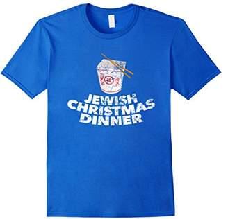 Jewish Christmas Chinese Takeout Funny T-Shirt