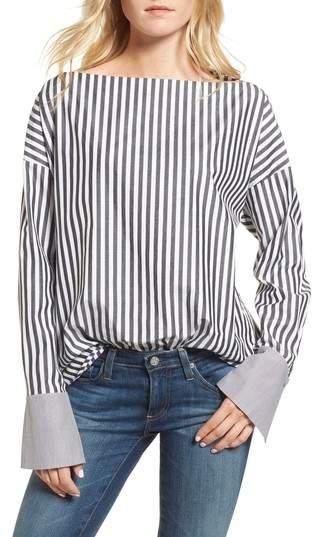 AG Famke Stripe Blouse