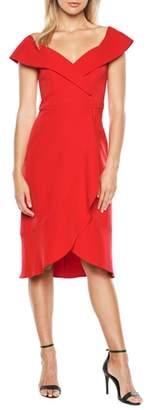 Bardot Bella Tulip Hem Dress