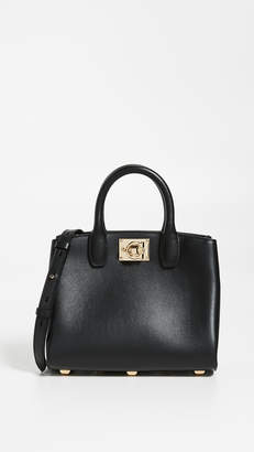 Salvatore Ferragamo The Studio Mini Satchel