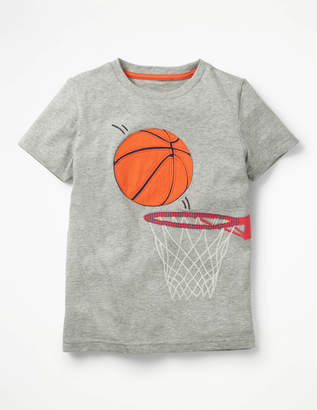 Boden Sports Applique T-shirt