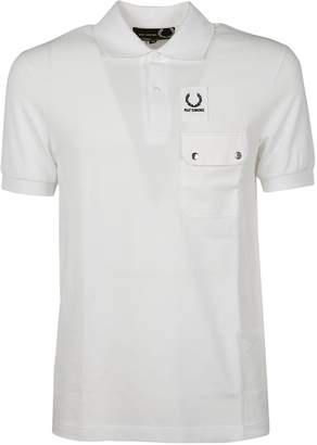 Fred Perry Snap Pocket Polo Shirt