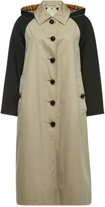 Burberry Richmond Cotton Trench Coat