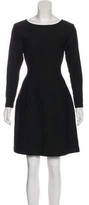 Josie Natori Mini Texture Dress