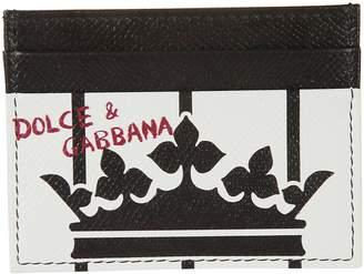 Dolce & Gabbana Printed Briefcase