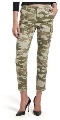 ATM Anthony Thomas Melillo Camo Cargo Stretch Cotton Slim Pants