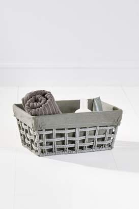 Next Rope Woven Taper Basket