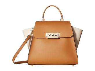 Zac Posen Eartha Top-Handle - Color Block Handbags